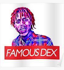 Famous dexter Poster