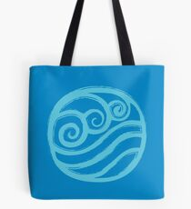 Water Nation Tote Bag