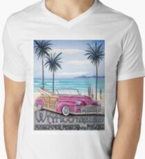 Wahoo Headland Men's V-Neck T-Shirt