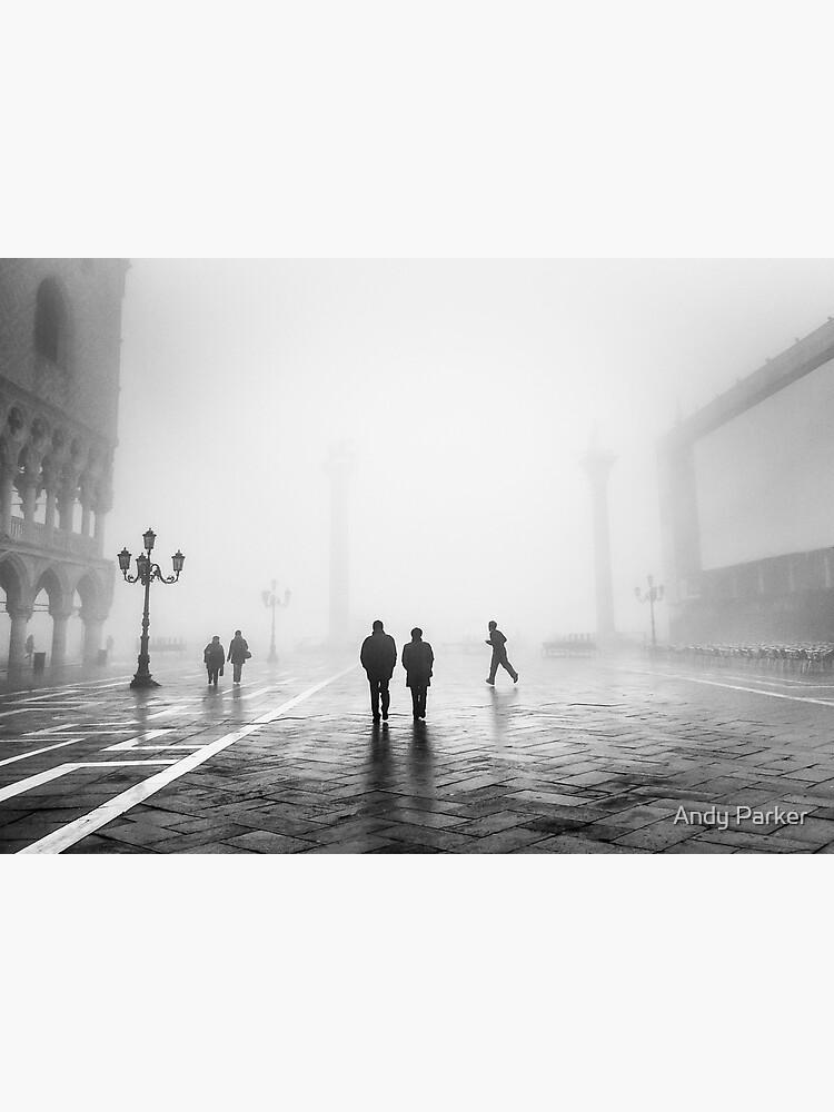 Venetianischer Nebel, Venedig, Italien von andyparker72