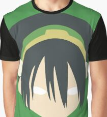 Toph Graphic T-Shirt