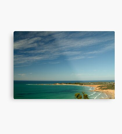 Pt Roadknight,Great Ocean Rd Metal Print