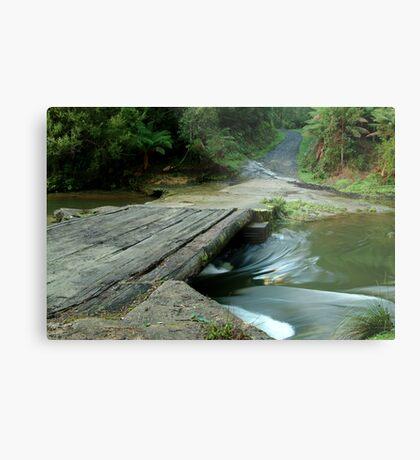 Aire Crossing Otway Ranges Metal Print