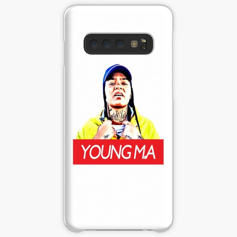 Junger MA Hülle & Klebefolie für Samsung Galaxy