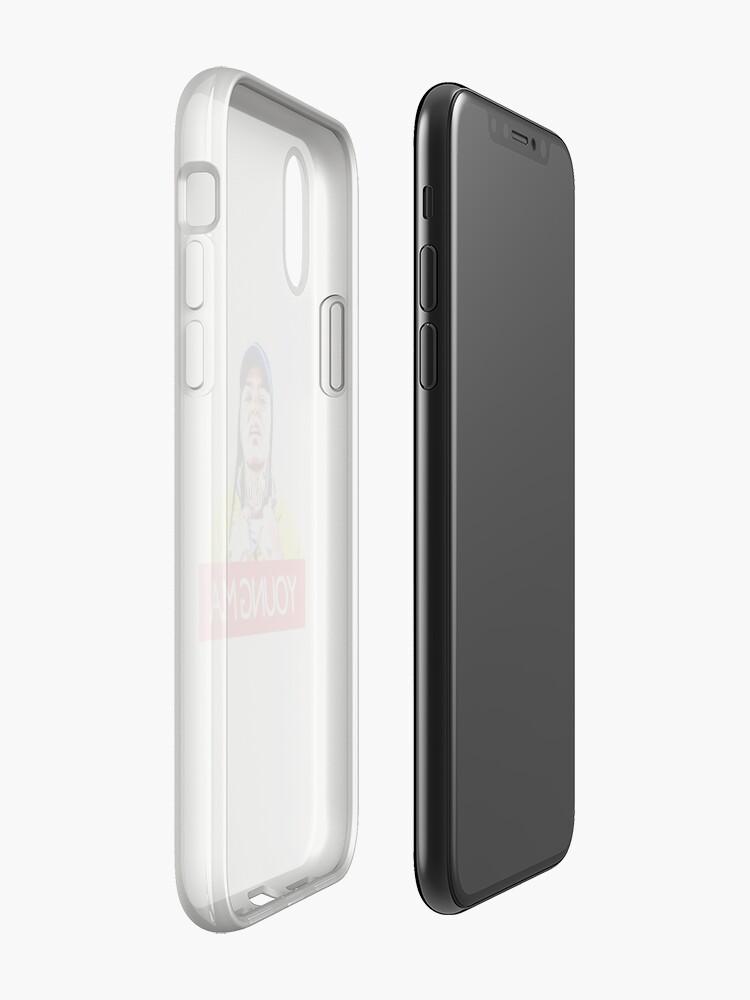 Alternative Ansicht von Junger MA iPhone-Hülle & Cover
