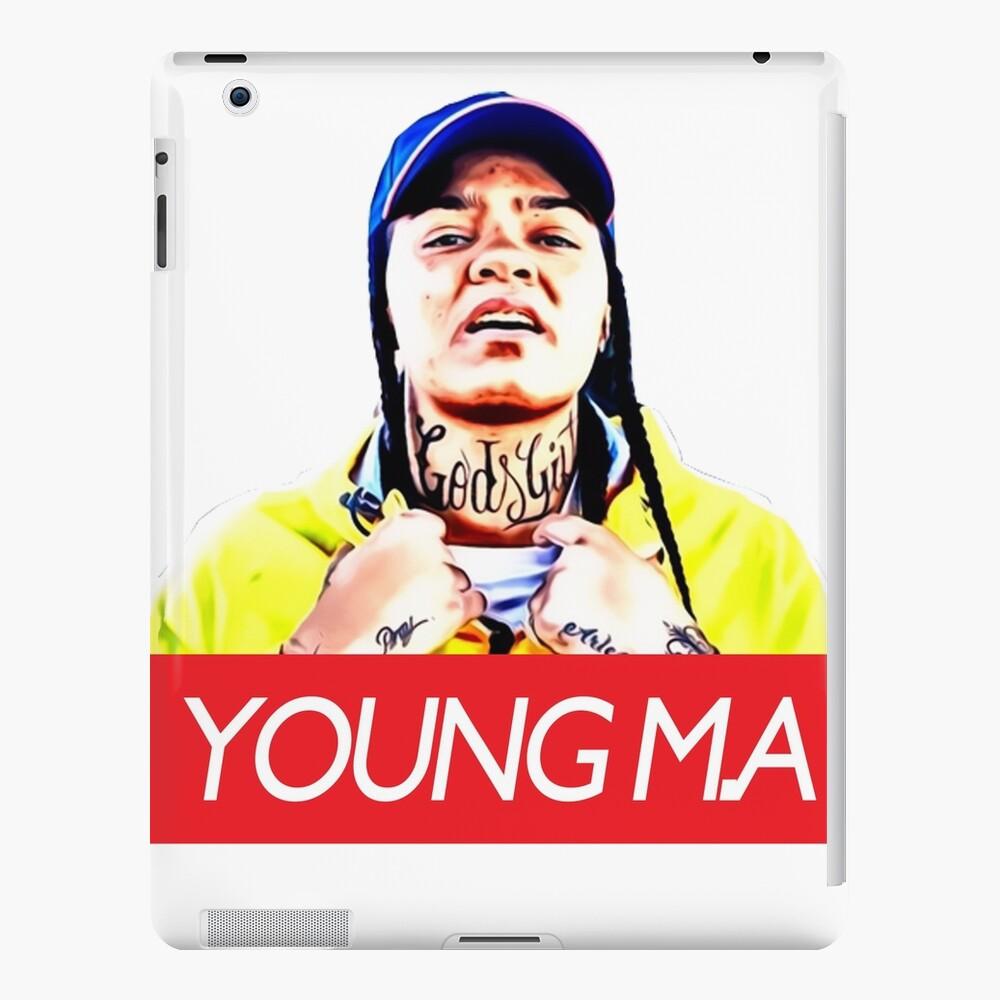Junger MA iPad-Hülle & Skin