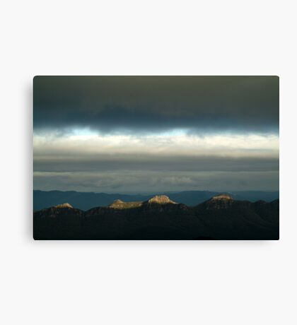 First Ray's Grampians Canvas Print