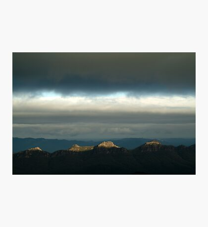 First Ray's Grampians Photographic Print