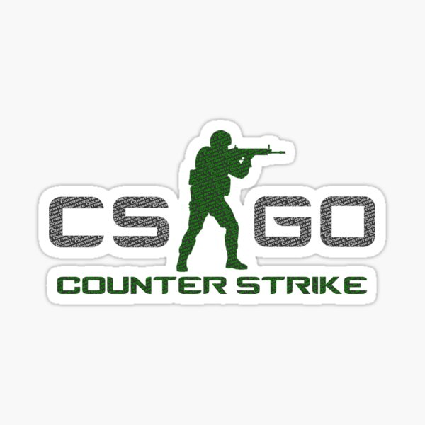 CS:GO - Green Sticker