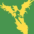 Phoenix Force by Adam Grey