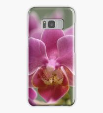 Orchid Cluster Samsung Galaxy Case/Skin
