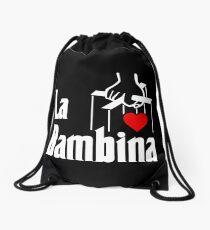 La Bambina Drawstring Bag