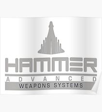 Hammer Industries Poster