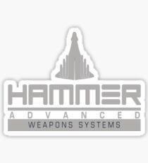 Hammer Industries Sticker