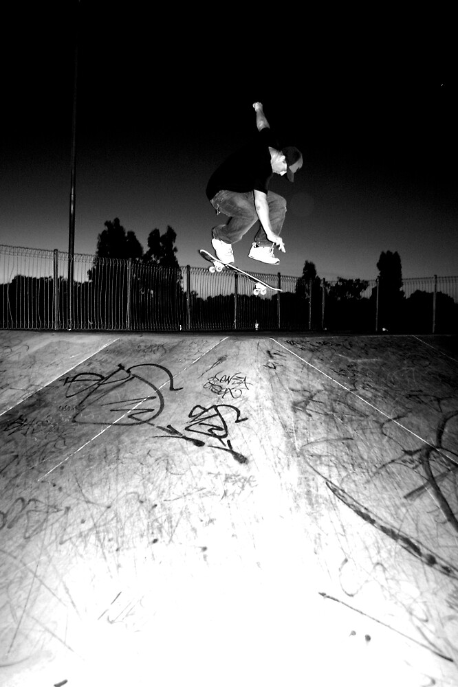 Downlow Angle - Nollie Fullcap by freedoMOFeXpression
