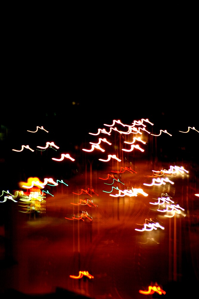 Scabs Beach Rd. Light Exposure by freedoMOFeXpression