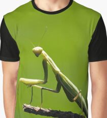 praying mantis Graphic T-Shirt