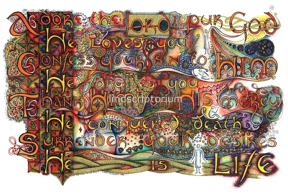 A.C.T.S. by lindscriptorium