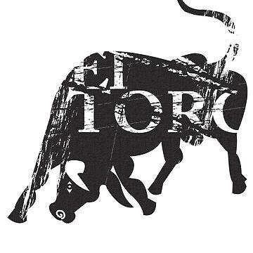 El Toro by stevyweevy