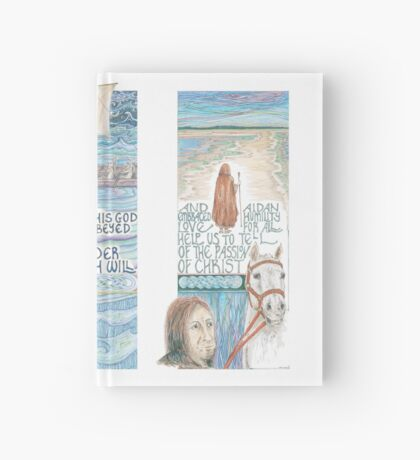 Stories of St. Aidan Hardcover Journal