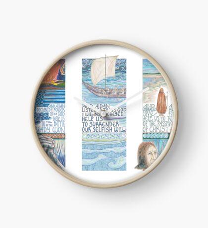 Stories of St. Aidan Clock