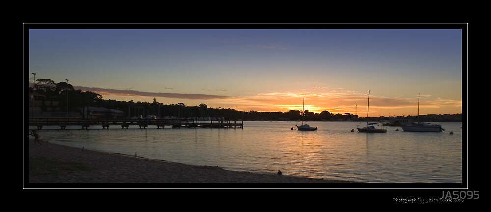 Bicton Baths by JAS095