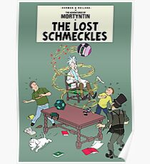 The Lost Schmeckles Poster