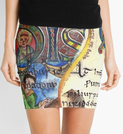 The Venerable Bede Mini Skirt