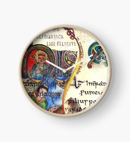 The Venerable Bede Clock
