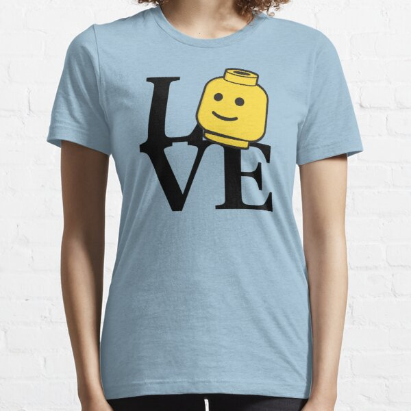 LOVE Bricks Essential T-Shirt