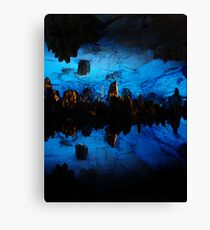 Depths Canvas Print