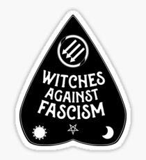 Witches Against Fascism Sticker