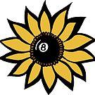 Funflower - Magic 8 by beachxpizza