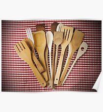 Kitchen utensil  Poster