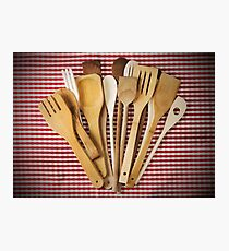 Kitchen utensil  Photographic Print