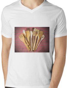 Kitchen utensil  Mens V-Neck T-Shirt