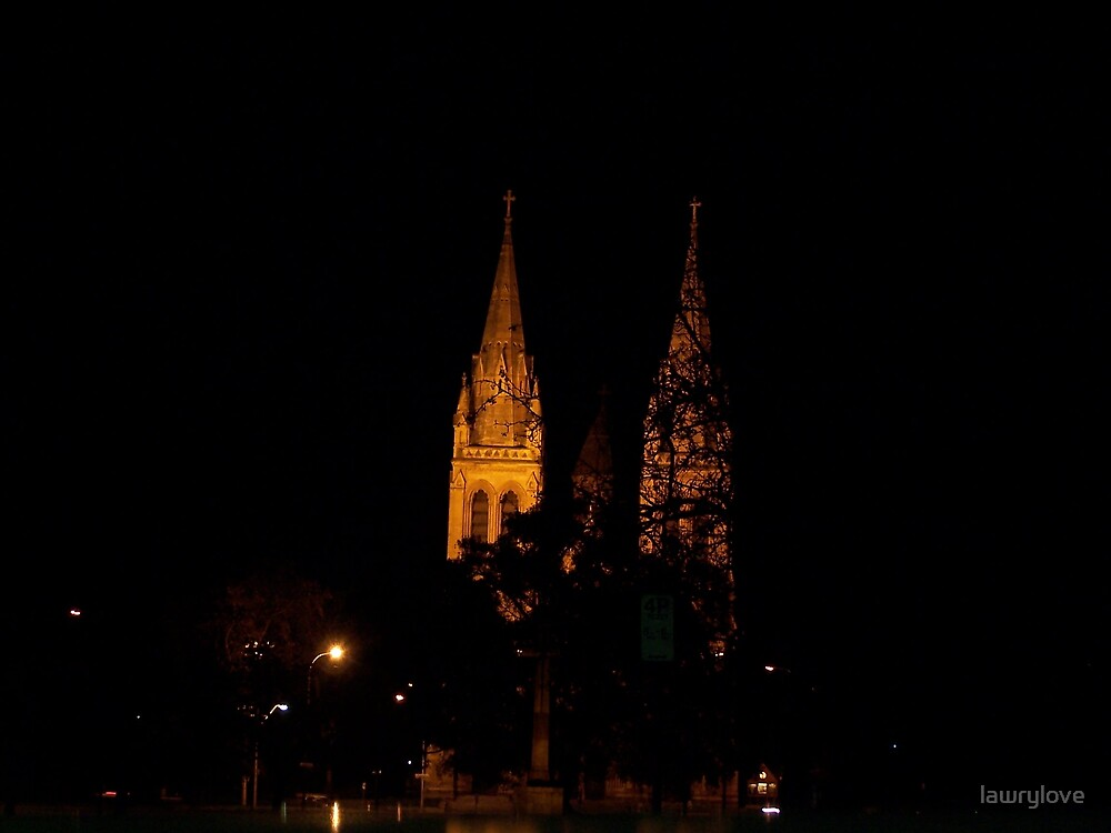 St Pauls catedral ADELAIDE by lawrylove