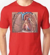 The warmth of the heart T-Shirt