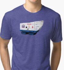 Mr. Softie Land Crawler Tri-blend T-Shirt