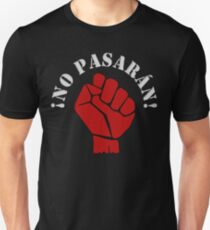 !NO PASARAN! 2 Unisex T-Shirt