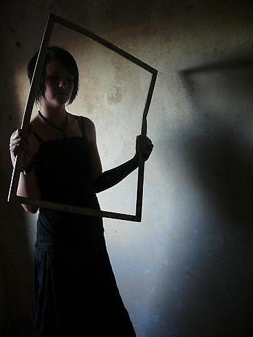 darkness framed me by elizabethrose05