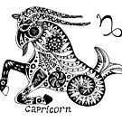 Capricorn von AnnaShell