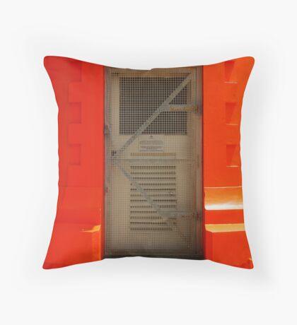 Lighthouse Carpenter Rock's S.A. Throw Pillow