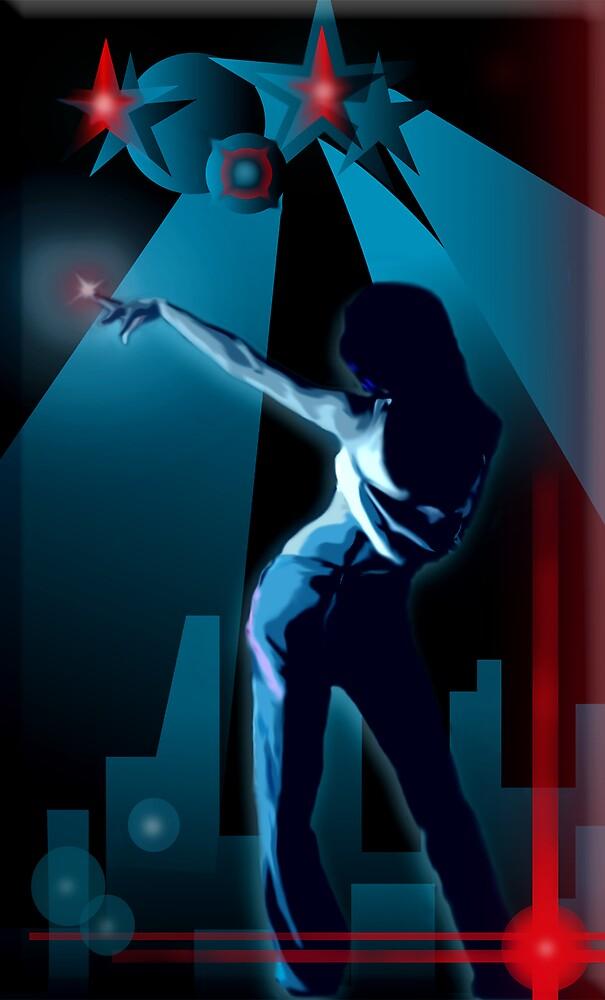 Disco Teck by Cliff Vestergaard