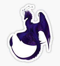 Spacedancer Sticker