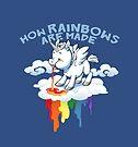 Rainbows by dooomcat