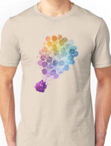 Up - Watercolor Unisex T-Shirt