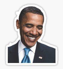 barack  obama 2 Sticker