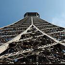 Eiffel Tower by Tim Condon
