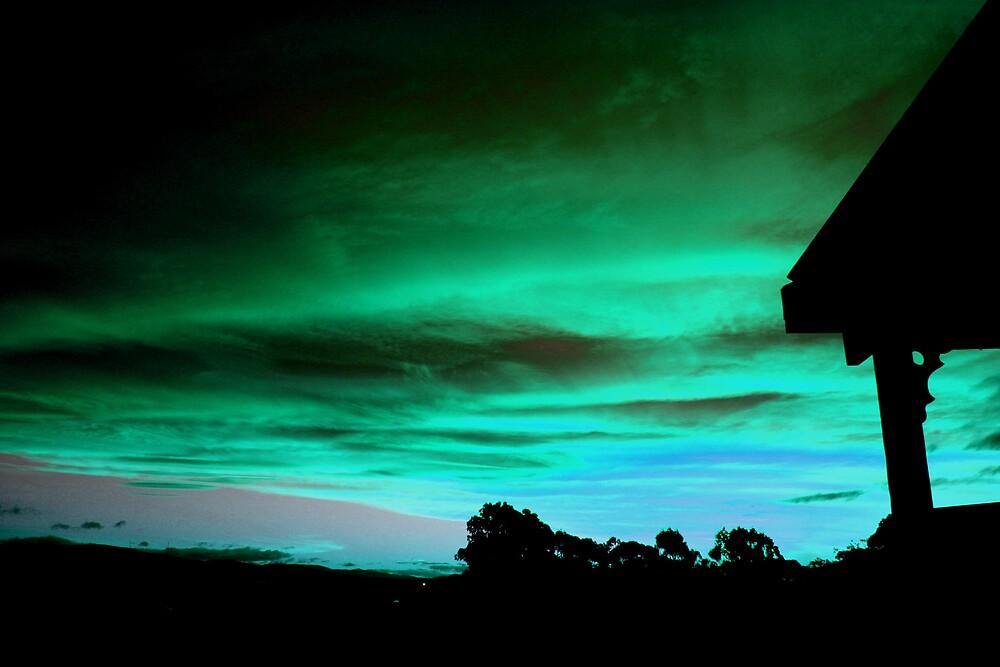 Green by DeeCeeDee